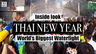 What is SONGKRAN? From Ancient Origins to World's Biggest Waterfight!