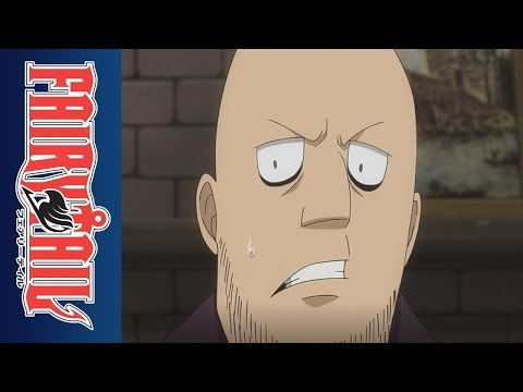 Fairy Tail Zero - Official Clip - Bar Fight