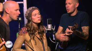 "Brandi Carlile performing ""Beginning To Feel The Years"" live on KCRW"