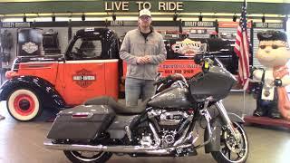 2021 Harley-Davidson Road Glide FLTRX Overview - St. Paul Harley-Davidson - St. Paul, Minnesota