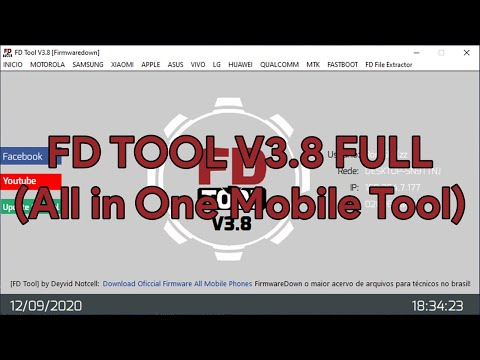 FD Tool v3.8 Full! All in One Mobile Tool - [romshillzz]