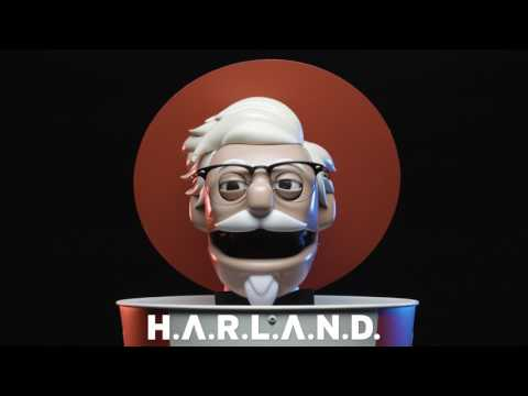 KFC | H.A.R.L.A.N.D | National Fried Chicken Day