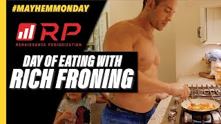 A Day of Eating with Rich Froning (ft. RP) // Mayhem Monday 07.08.19