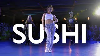 Sushi Feat Jade Chynoweth   Merk & Kremont | Brian Friedman Choreography | NMDF Athens