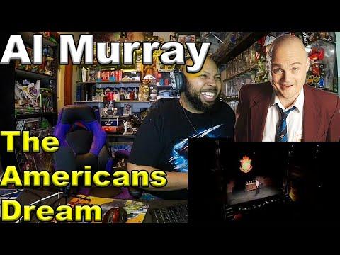 Al Murray svorio netekimas