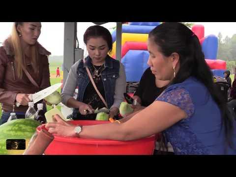 Hmong Yang Koom Siab Picnic  8 27 2017