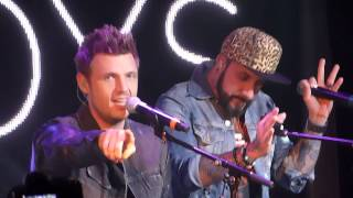 Backstreet Boys London Fan Event - Love Somebody