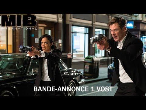Men in Black International Sony Pictures Releasing France