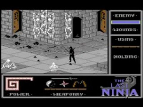 Chiptunes@two: The Last Ninja