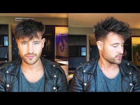 Haarstyling Tipps für Männer- so style ich den Fade Cut