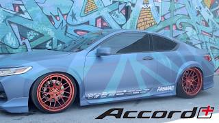 PASMAG & Honda Canada Present the Accord+