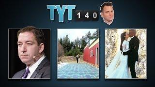 Spy's Cover Blown, Greenwald Revelations, Solar Roadways & Kimye Wedding | TYT140 (May 27, 2014) thumbnail