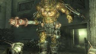 Fallout 3 - Super Mutant Behemoth (The Capitol Building)