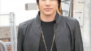 Adam Lambert Satisfaction-Official from iTunes (with lyrics)