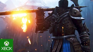 For Honor: Launch Trailer (Gameplay)