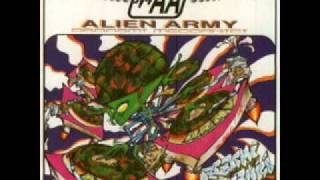alien army - orgasmi meccanici - king of my jungle + 4 di ball