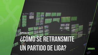 Así es cómo llega el partido de fútbol a tu TV