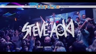 STEVE AOKI  Official Lollapalooza Aftershow 2013