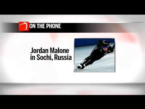 Interview with Olympic Speed Skater Jordan Malone