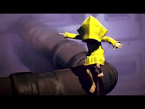 LITTLE NIGHTMARES Gameplay Trailer (Gamescom 2016) thumbnail