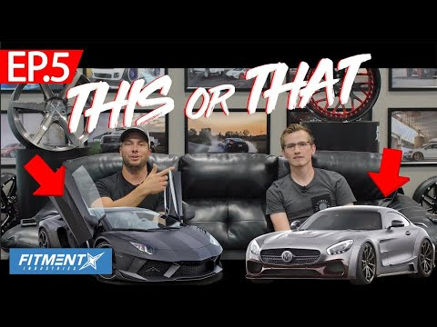 This or That: Episode 5