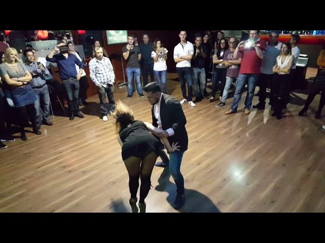 Carlos Espinosa & M Ángeles - DJ Khalid - Slip