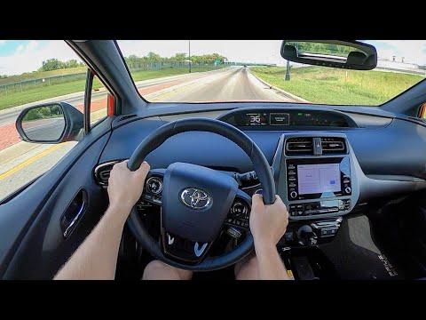 2021 Toyota Prius Special Edition - POV Test Drive (Binaural Audio)