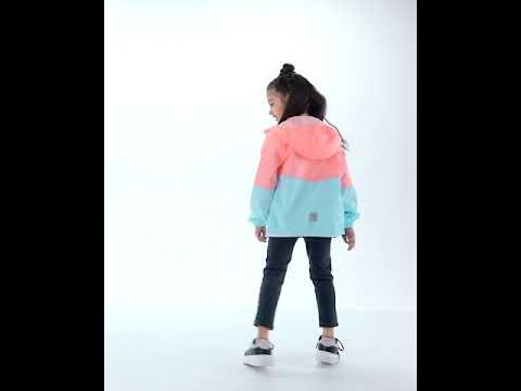 Куртка для девочки 73SA21 Vulpes