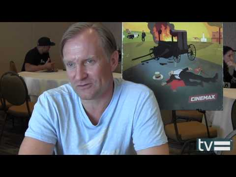 Ulrich Thomsen Interview - Banshee Season 3