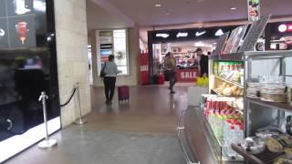 Аэропорт  Бен - Гурион  глазами туриста