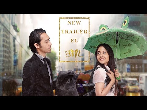 El the movie full trailer  2018    findo purwono hw   achmad megantara   aurelie moeremans