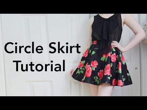 Πώς να φτιάξετε μια φούστα σε 15 λεπτά! thumbnail