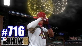 FIREWORKS! | MLB The Show 18 | Road to the Show #716