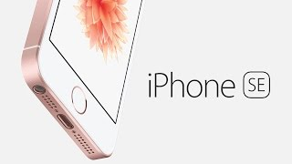 Запрещенная презентация iPhone SE