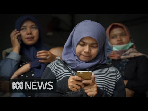 Indonesia's 'buzzers' Paid To Spread Propaganda Ahead Of Election