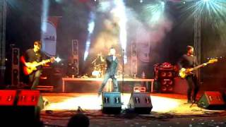 Hoobastank - The Pressure (NEW SONG LIVE IN QATAR APRIL 2011)