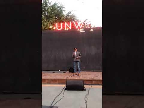 Performinh At Kavyanjali, Pune