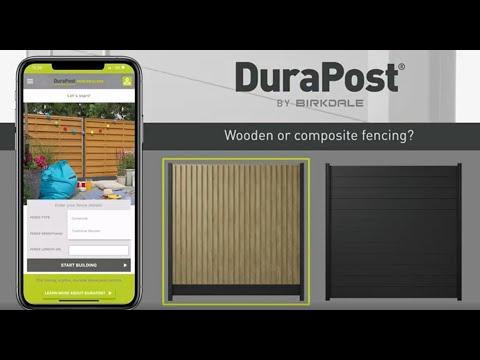 New DuraPost FenceBuilder App thumbnail