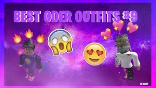 Cute Oder Roblox Outfits