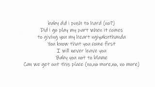 Kly   Umbuzo Lyrics (Lyric Video)