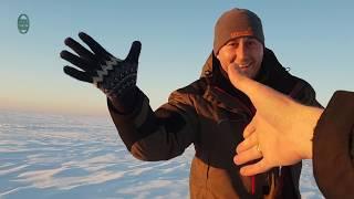!!!Перезалив!!! Зимняя рыбалка в Заповеднике на озере КОКАЙ