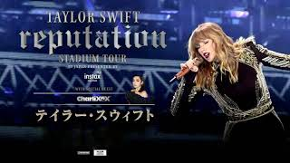Taylor Swift - I Did Something Bad (reputation Tour Live in Japan)