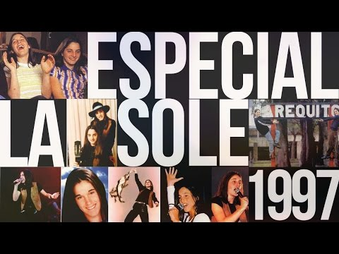 Soledad video Sus Inicios - Informe CM | 1997
