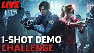 Resident Evil 2 1-Shot Demo Challenge