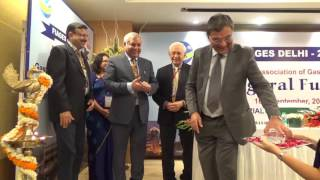 Dr. Pradeep Chowbey felicitated by Indian Association of Gastrointestinal Endosurgeons for his enormous contributions in the field of Minimal Access Surgery