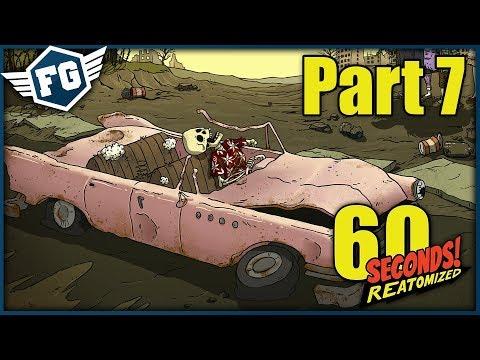 SOUČÁSTKY TANKU - 60 Seconds! Reatomized #7