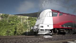 Semmering-Basistunnel Projektfilm