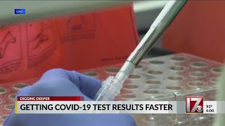 As wait time for COVID-19 testing increases, NC health officials say federal help needed