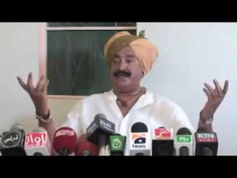 A real hindu in Pakistan  Muh tod jwab to the pakistan in press conference at Pakistan