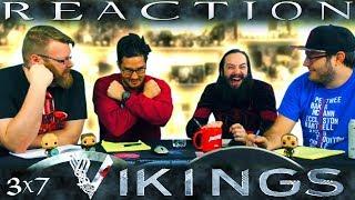 "Vikings 3x7 REACTION!! ""Paris"""